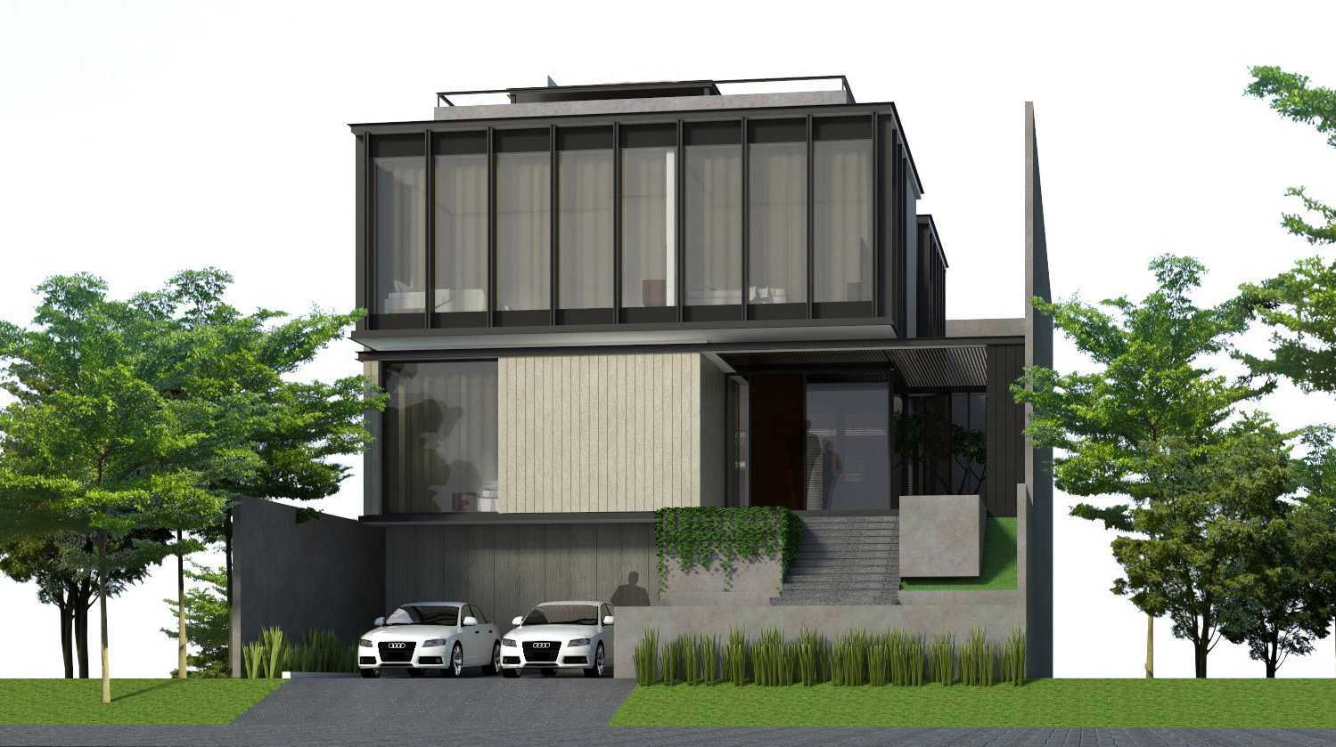 Welly Kusumo Jh Residence Alam Sutra Alam Sutra Front View   15211