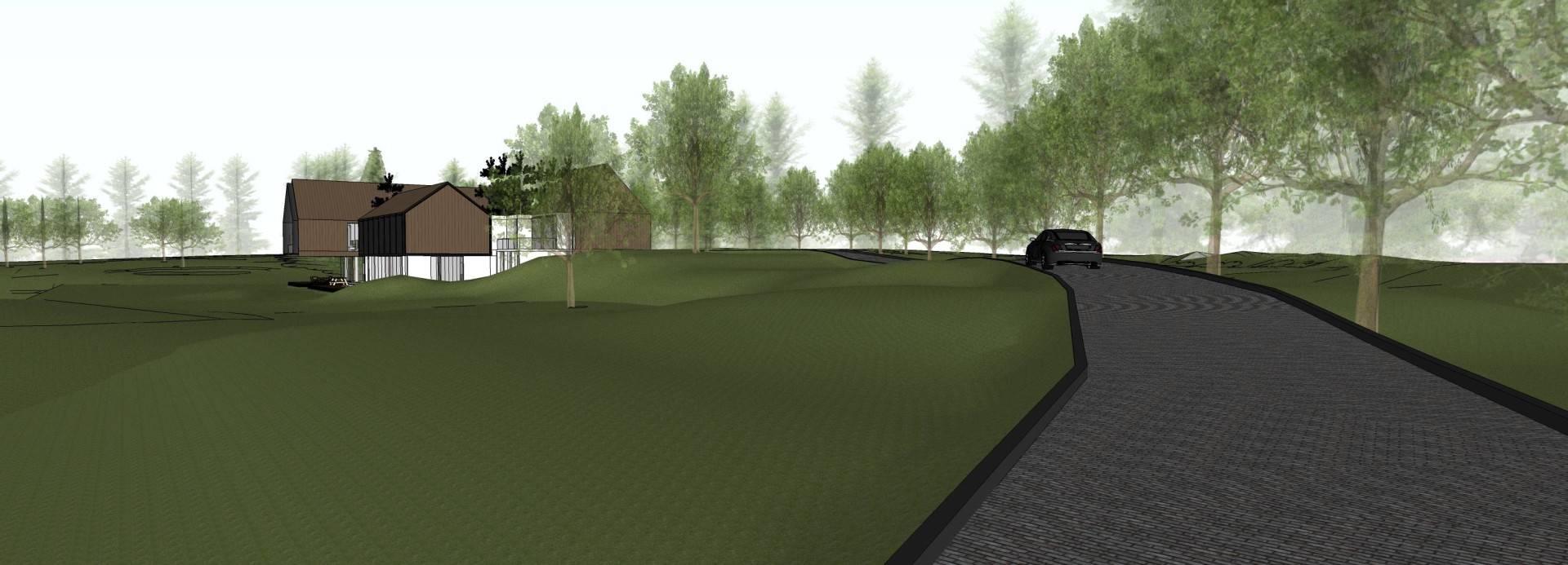Welly Kusumo Bonding House (Competition Dabh) London, Uk North London Uk Tree   3614
