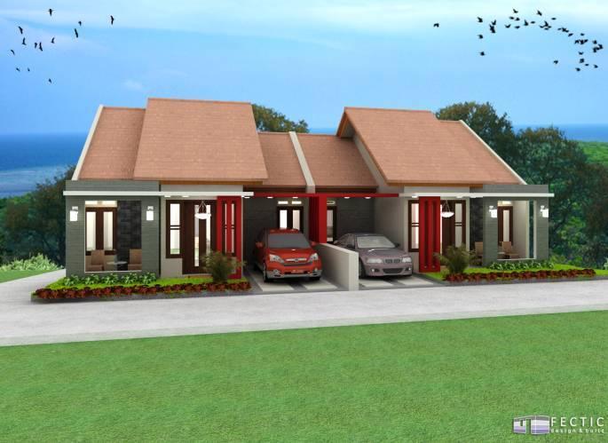 Pt. Fectic Maha Karya Personal House 4 Yogyakarta, Indonesia Yogyakarta, Indonesia Front-View2   5107