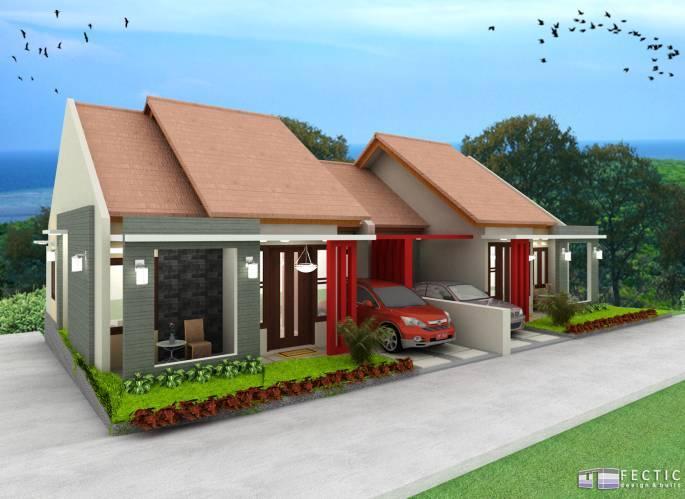 Pt. Fectic Maha Karya Personal House 4 Yogyakarta, Indonesia Yogyakarta, Indonesia Front-View1   5108