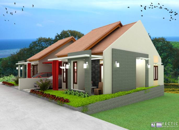 Pt. Fectic Maha Karya Personal House 4 Yogyakarta, Indonesia Yogyakarta, Indonesia Side-View   5109