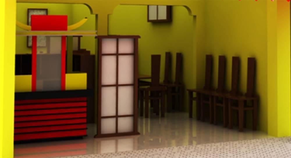 Pt. Fectic Maha Karya Ramen Restaurant Yogyakarta, Indonesia Yogyakarta, Indonesia Detail-Interior   5116
