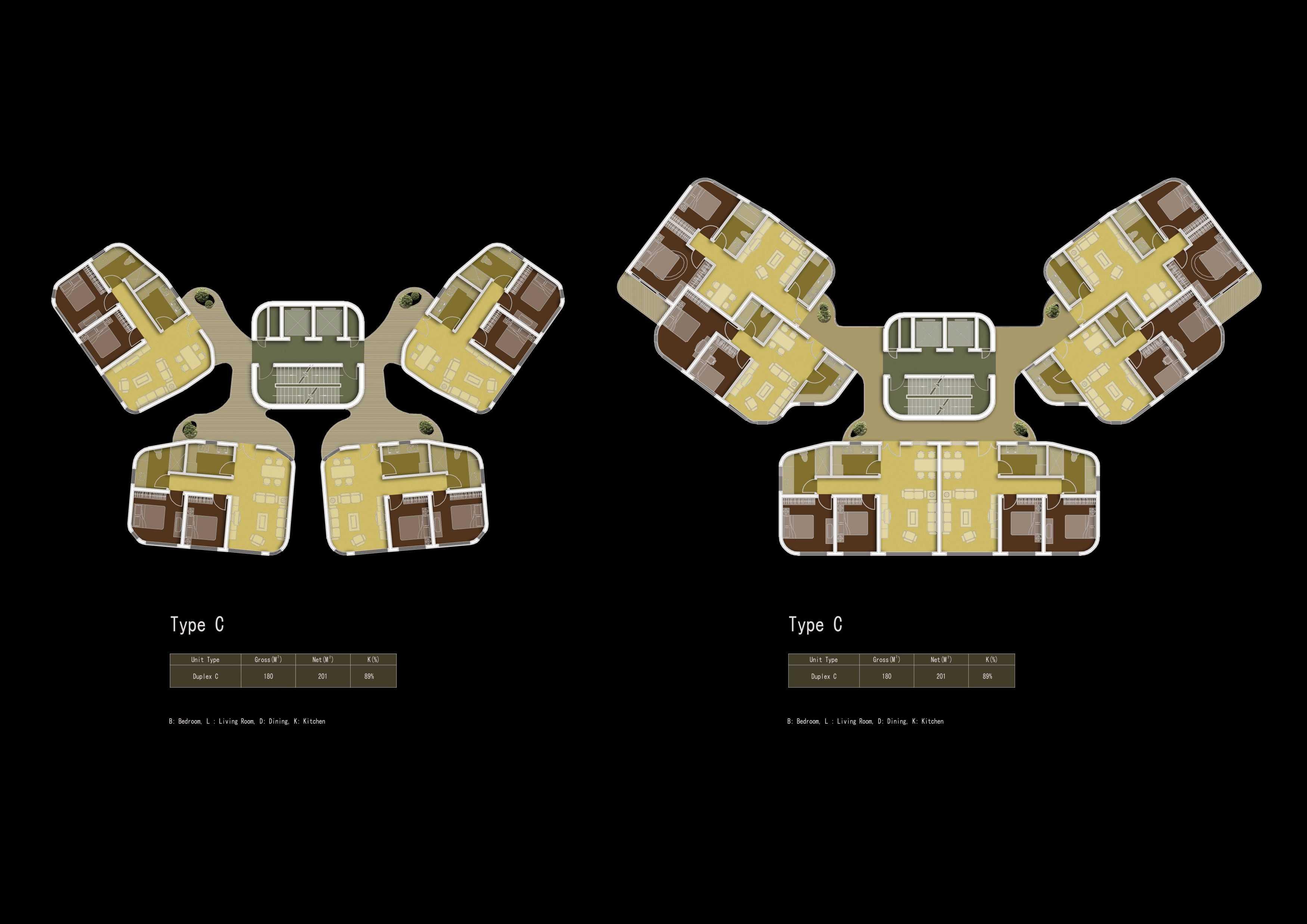 Tau Architect Zhuhai Residential Development Zhuhai,china Zhuhai,china Highrise Kontemporer  13866