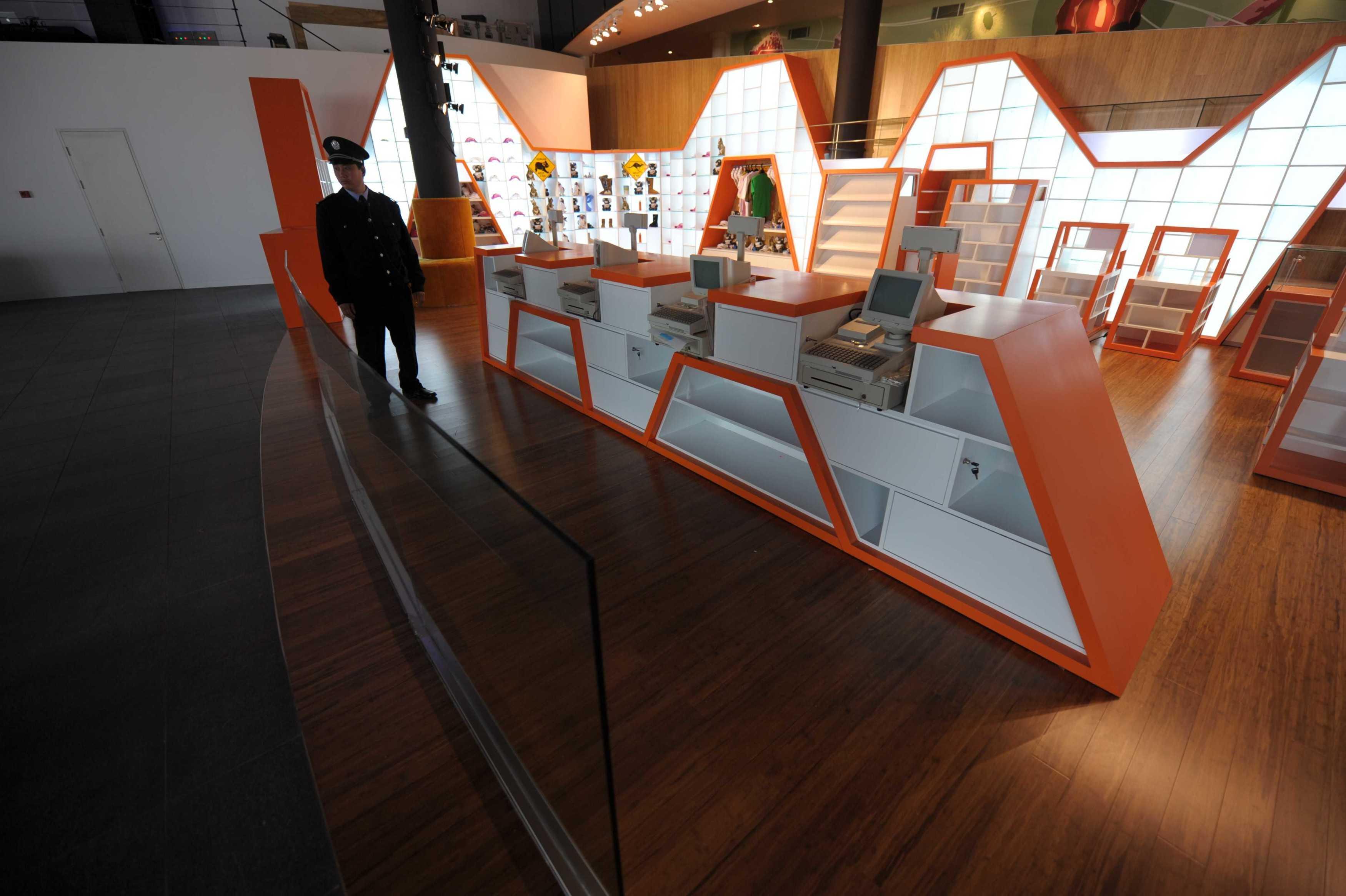 Tau Architect Australian Expo Pavilion Shanghai,china Shanghai,china Cashier Area Modern  13906