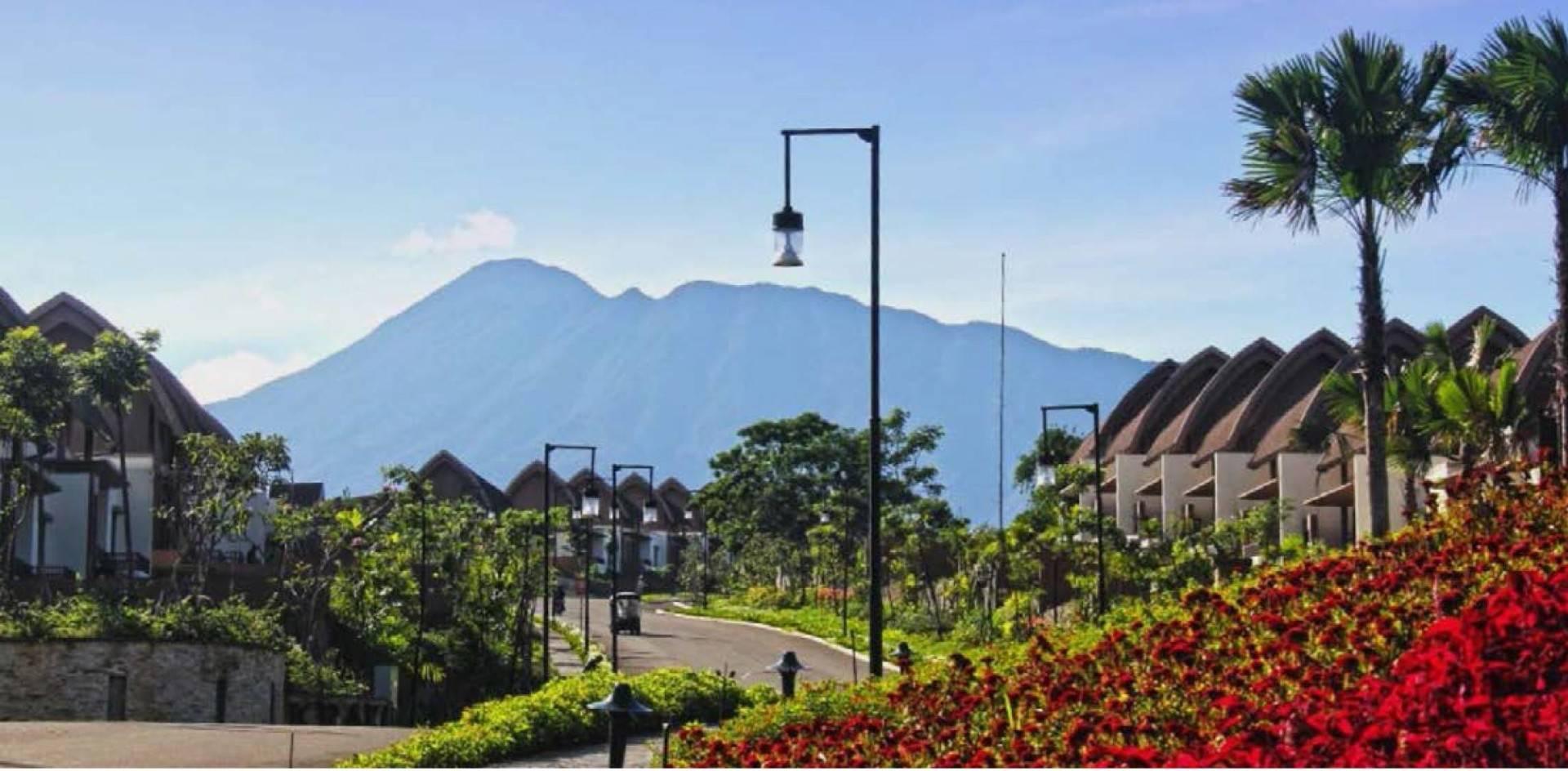 Tau Architect Vimala Hills Residential & Hotel At Ciawi  Bogor, West Java, Indonesia Bogor, West Java, Indonesia Residentials-With-Mount-Pangrango-View Tradisional  3533