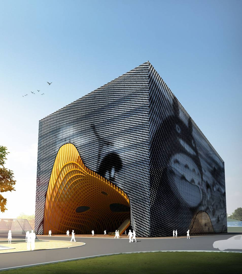 Tau Architect Animation Museum At Hangzhou China China Museum-Hall Kontemporer  3681