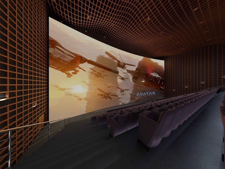 Tau Architect Animation Museum At Hangzhou China China Museum-Hall-Theater Kontemporer  3682