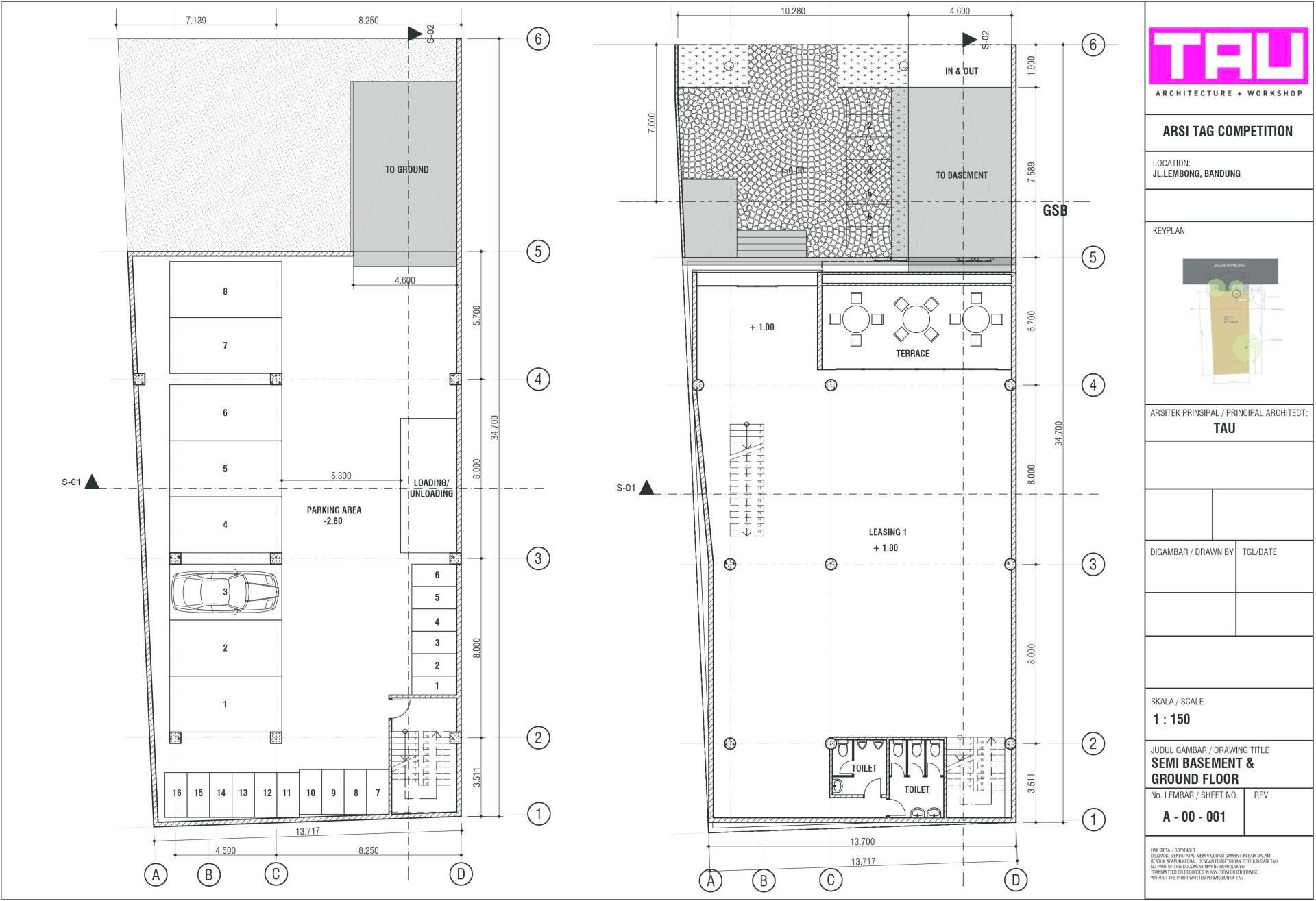 Tau Architect Lembong Land By Tau Architect Bandung, West Java, Indonesia Bandung, West Java, Indonesia Page-5 Modern  4620