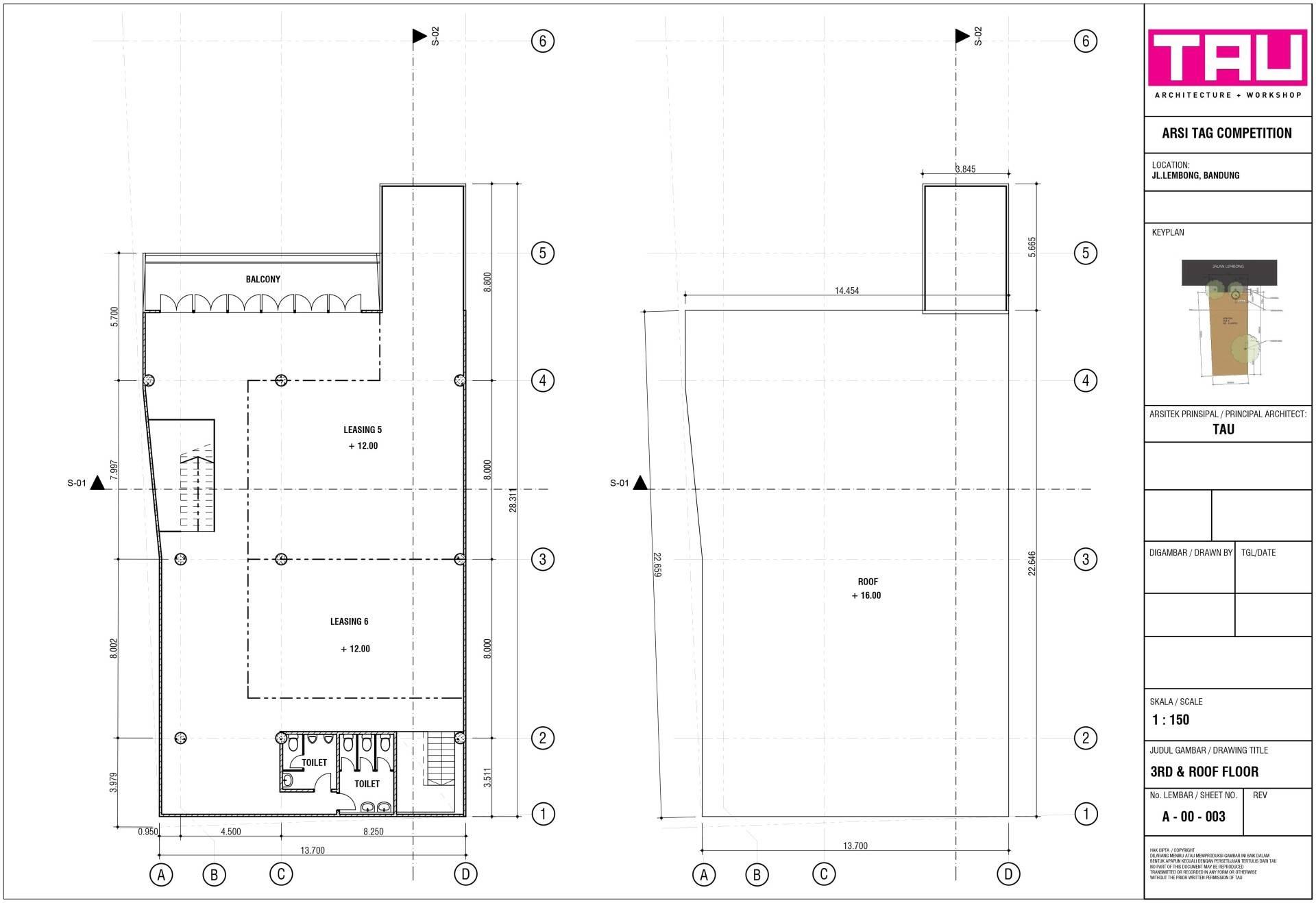 Tau Architect Lembong Land By Tau Architect Bandung, West Java, Indonesia Bandung, West Java, Indonesia Page-7 Modern  4622