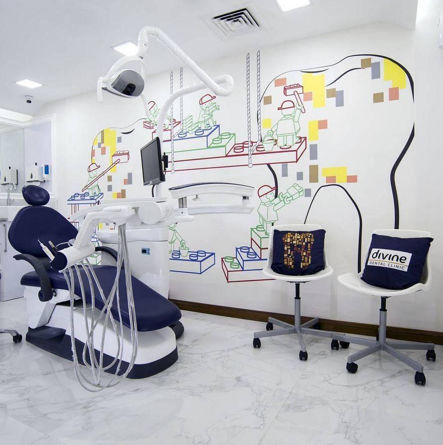 Tau Architect Divine Dental Wtc 3 Wtc 3 Dentist Room Kontemporer  4813
