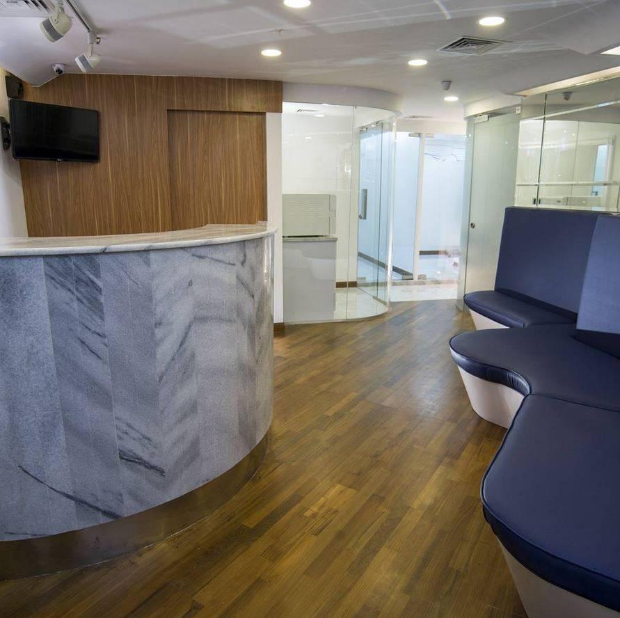 Tau Architect Divine Dental Wtc 3 Wtc 3 Waiting Area Kontemporer  4815