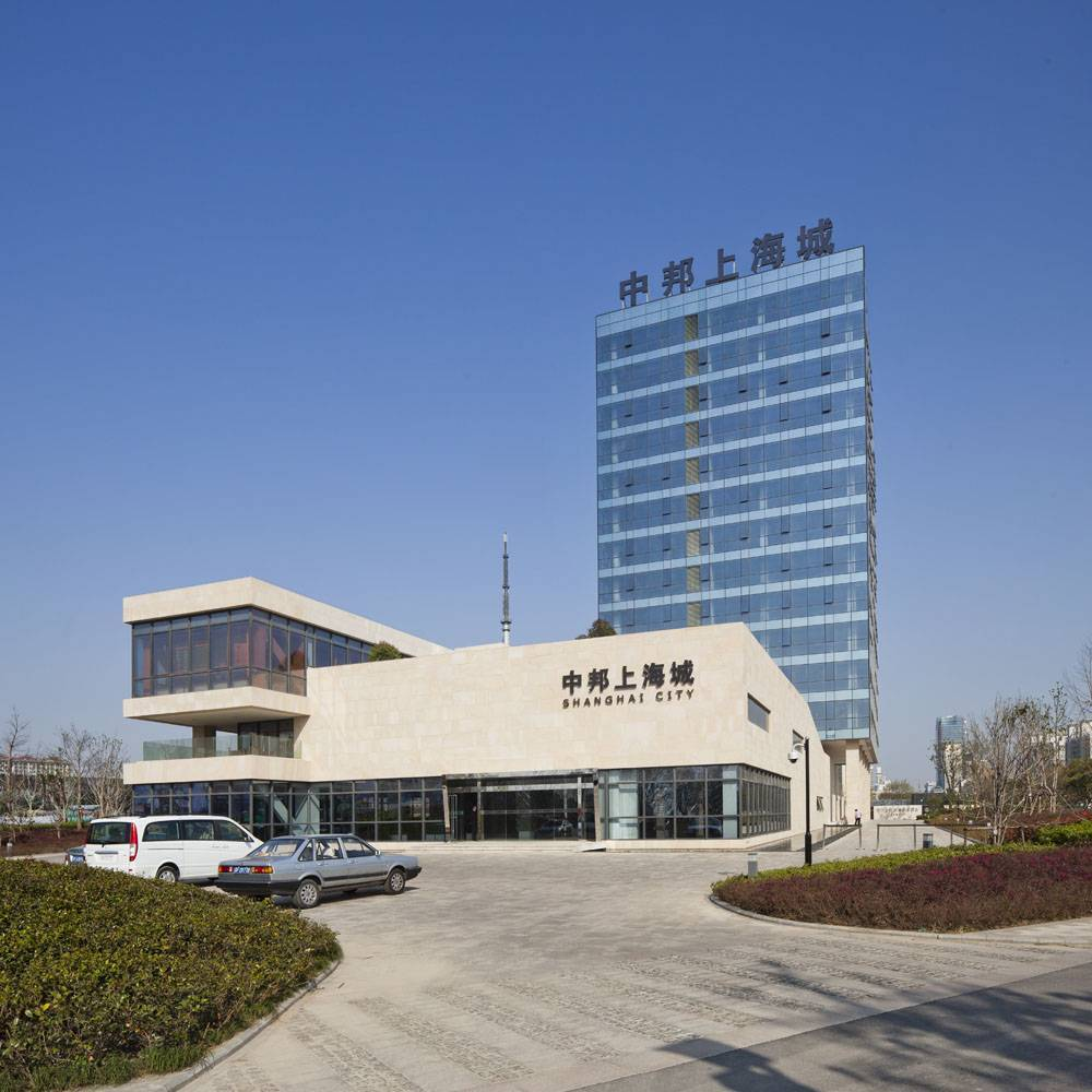 Tau Architect Qidong Commerical Shanghai ,china Shanghai ,china Front View Building Modern  4817