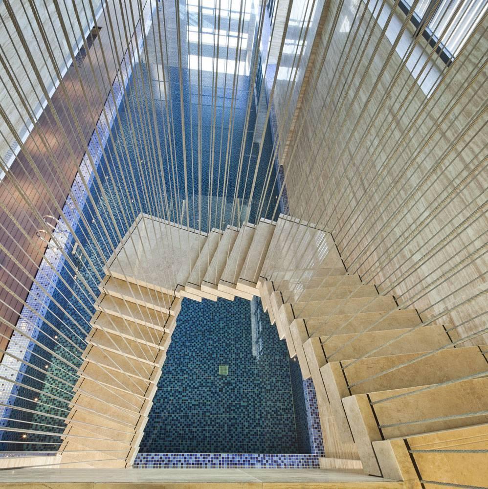 Tau Architect Qidong Commerical Shanghai ,china Shanghai ,china Stairs Kontemporer  4822