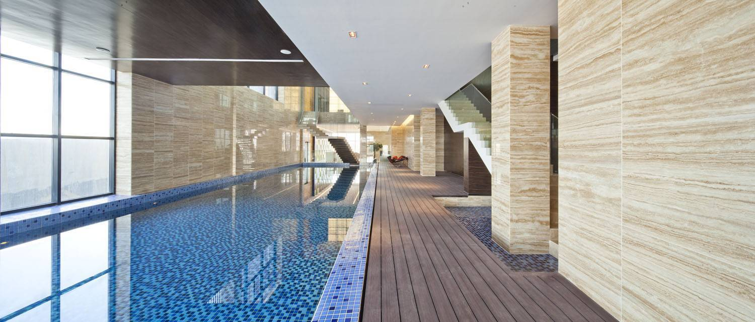 Tau Architect Qidong Commerical Shanghai ,china Shanghai ,china Swimming Pool View Modern  4823