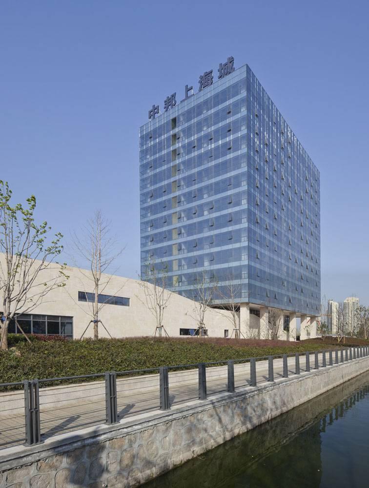 Tau Architect Qidong Commerical Shanghai ,china Shanghai ,china Exterior View Modern  4824