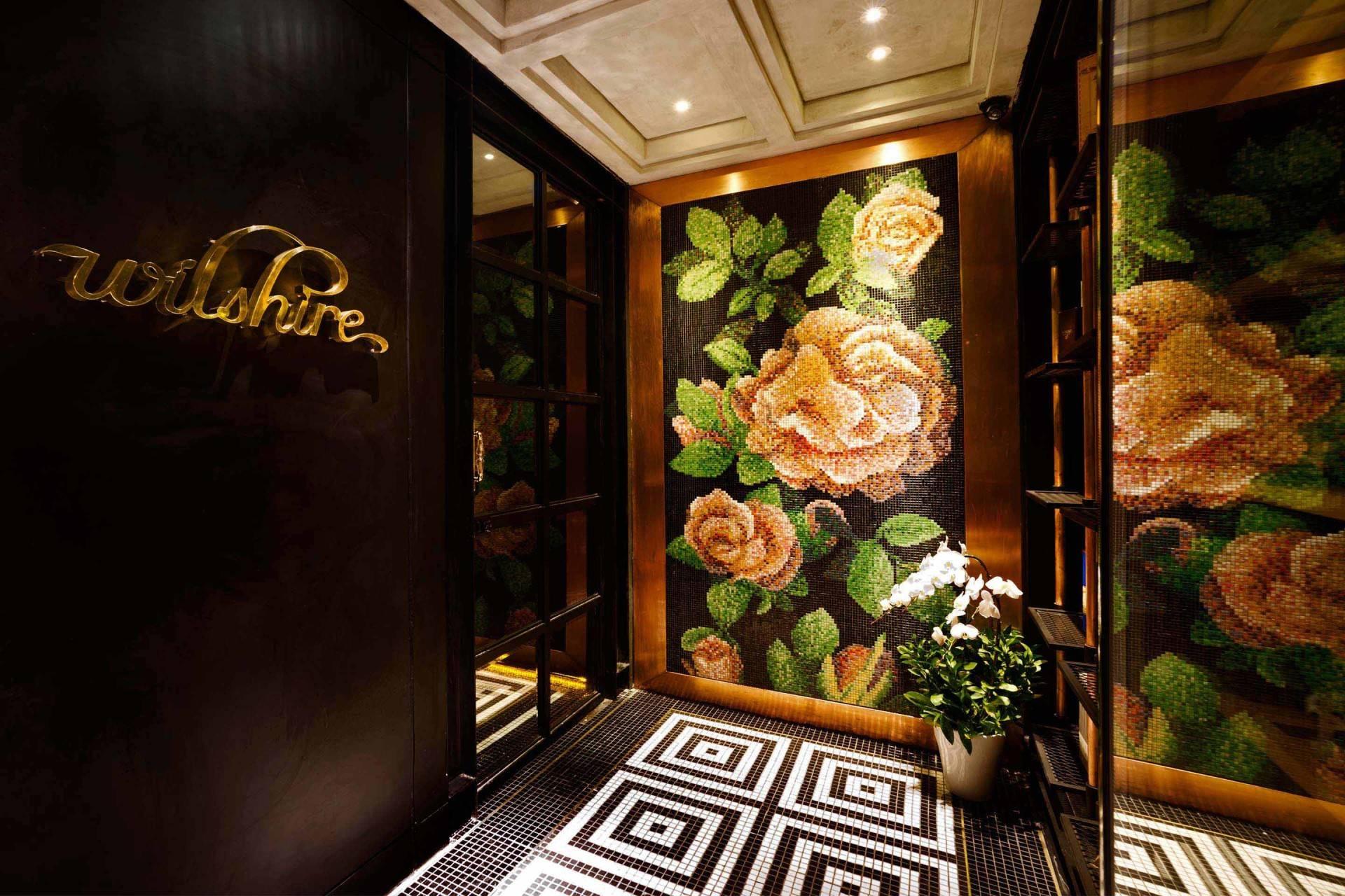 Leo Einstein Fransiscus Wilshire Restaurant Jakarta Senopati 64 - Jakarta Senopati 64 - Jakarta Foyer Klasik  7614