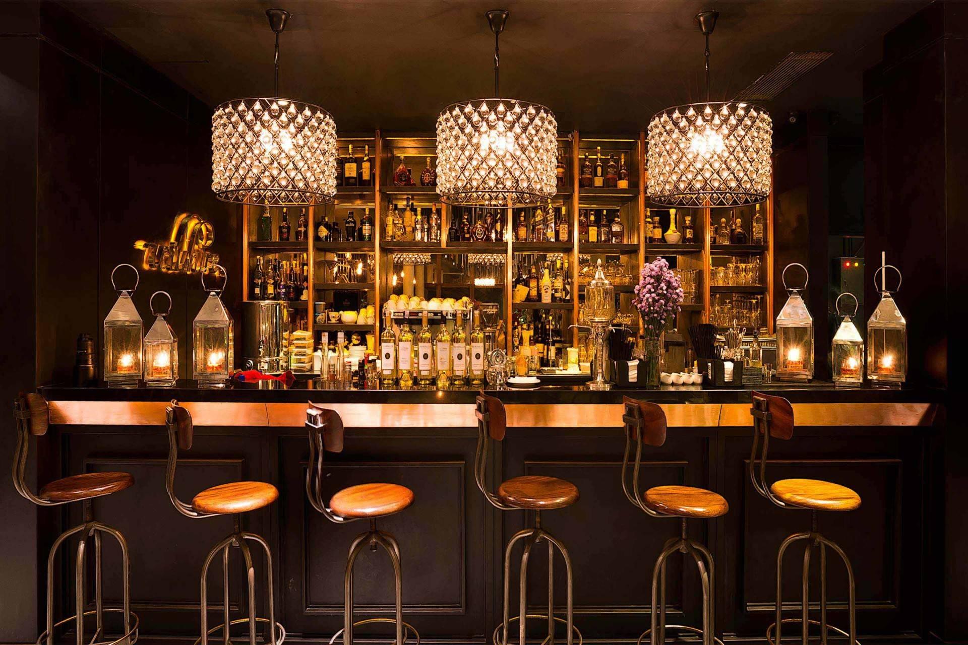 Leo Einstein Fransiscus Wilshire Restaurant Jakarta Senopati 64 - Jakarta Senopati 64 - Jakarta Bar Area Classic  7617