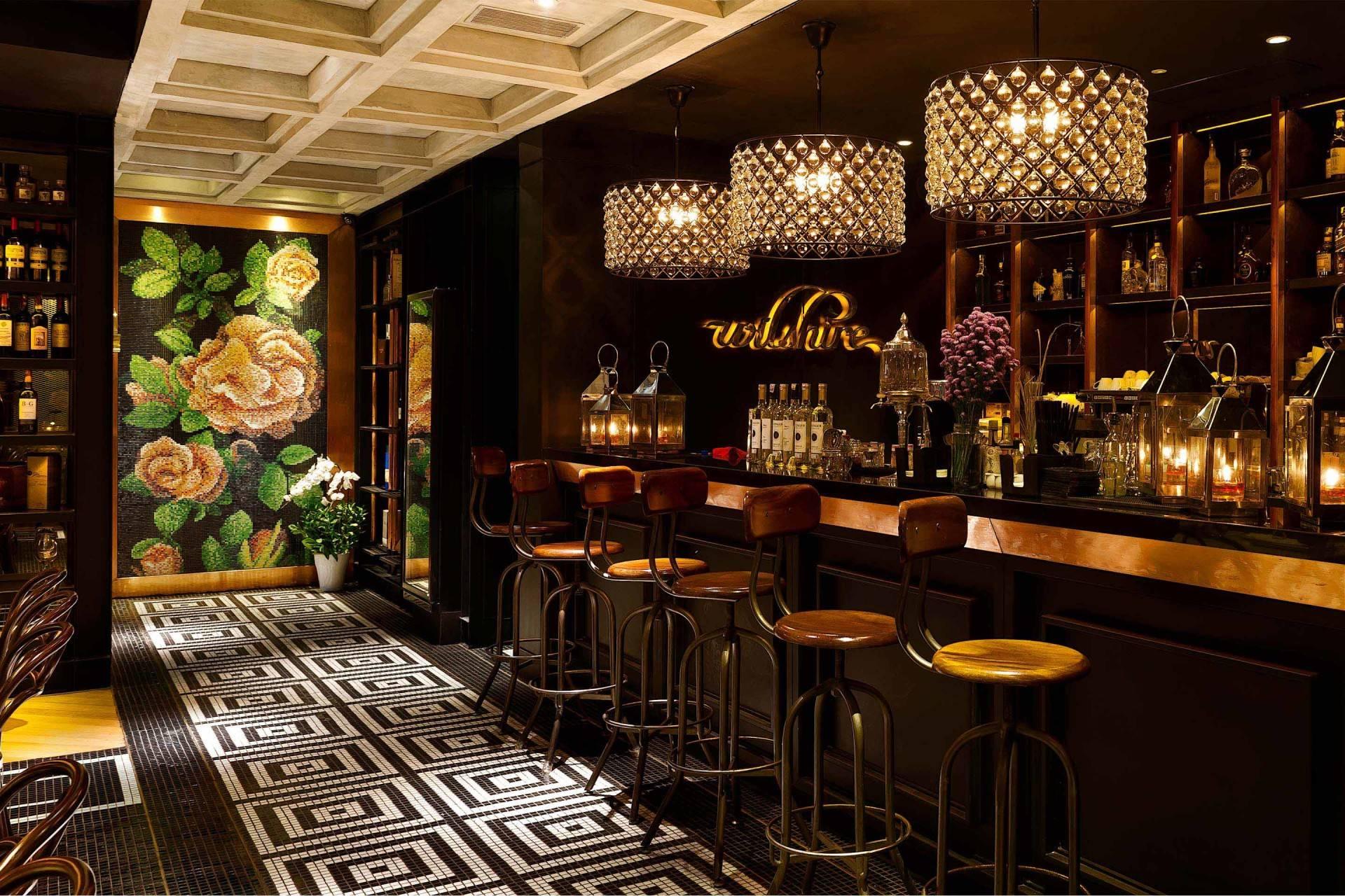Leo Einstein Fransiscus Wilshire Restaurant Jakarta Senopati 64 - Jakarta Senopati 64 - Jakarta Bar Area Klasik  7618