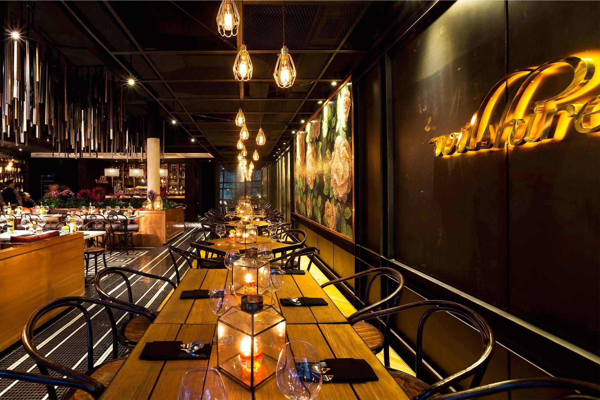 Leo Einstein Fransiscus Wilshire Restaurant Jakarta Senopati 64 - Jakarta Senopati 64 - Jakarta Seating Area Interior View Klasik  7623