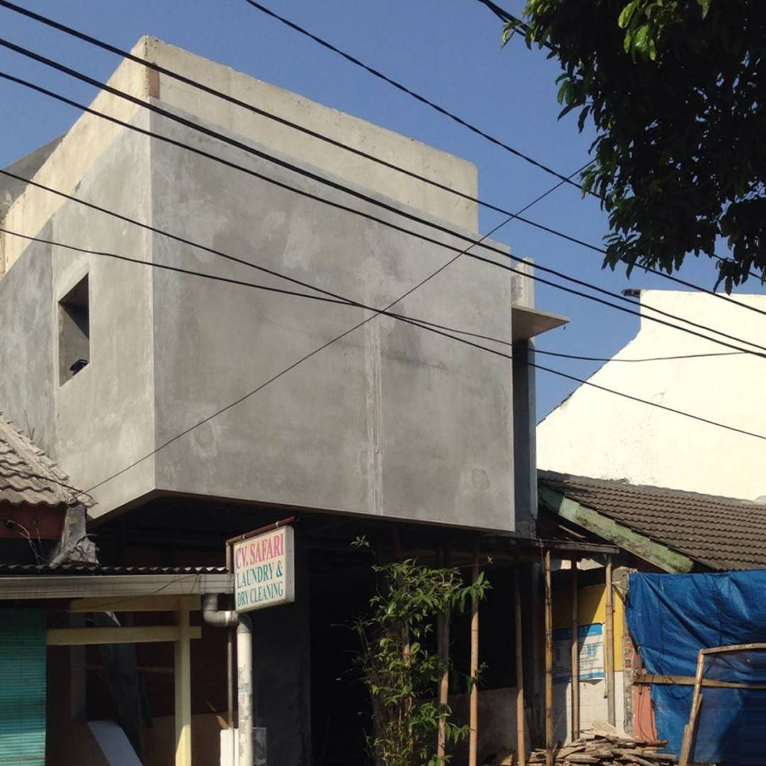 Nico Gowindra Ss-House Bsd - Tangerang Bsd - Tangerang W.i.p Kontemporer,modern  3797