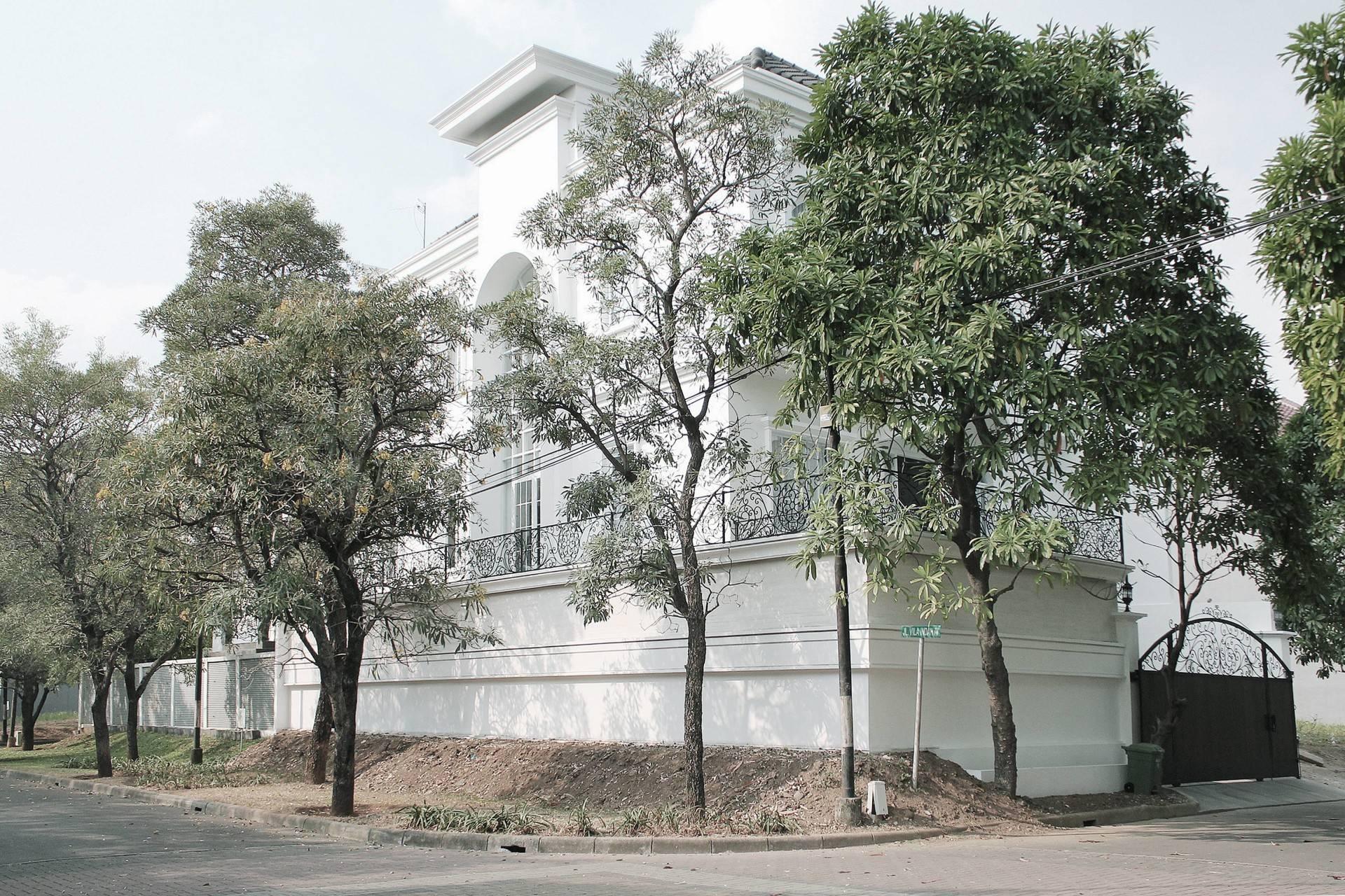 Studio Rtm He-House Villa Pondok Indah Villa Pondok Indah Facade   3799