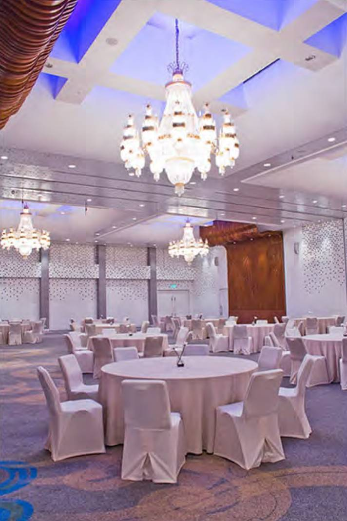 Mul I.d Design Consultant Le Meridien Hotel At Sudirman Jakarta, Indonesia Jakarta, Indonesia Ballroom-New3 Modern  3886