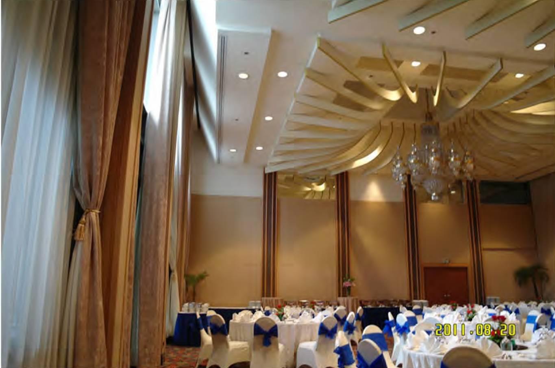 Mul I.d Design Consultant Le Meridien Hotel At Sudirman Jakarta, Indonesia Jakarta, Indonesia Ballroomold2 Modern  3890