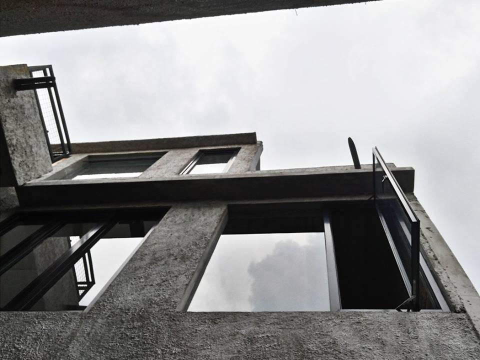 Akanoma Yu Sing Rumah Kecil At Ozone Residence Bintaro, South Jakarta, Indonesia Bintaro, South Jakarta, Indonesia Rumah-Kecil-18 Industrial  3939