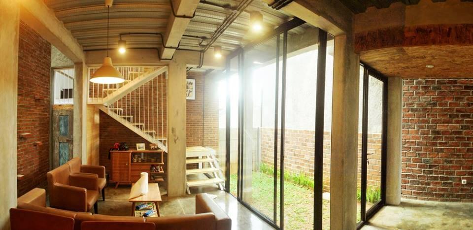Akanoma Yu Sing Rumah Kecil At Ozone Residence Bintaro, South Jakarta, Indonesia Bintaro, South Jakarta, Indonesia Rumah-Kecil-24 Industrial  3941