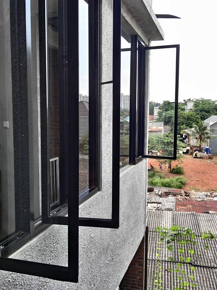 Akanoma Yu Sing Rumah Kecil At Ozone Residence Bintaro, South Jakarta, Indonesia Bintaro, South Jakarta, Indonesia Rumah-Kecil-4 Industrial  3952