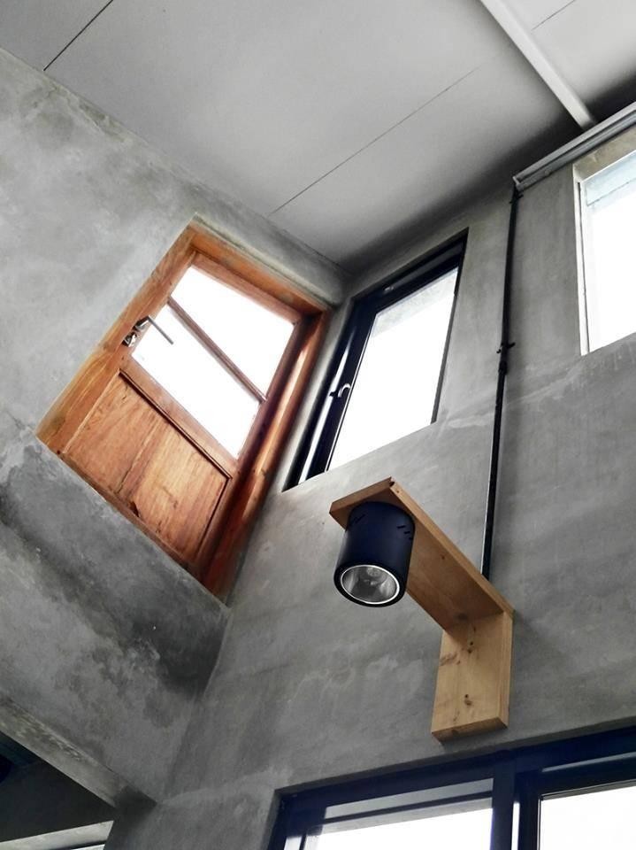 Akanoma Yu Sing Rumah Kecil At Ozone Residence Bintaro, South Jakarta, Indonesia Bintaro, South Jakarta, Indonesia Rumah-Kecil-5 Industrial  3953