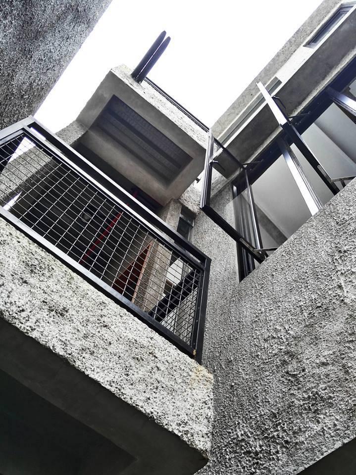 Akanoma Yu Sing Rumah Kecil At Ozone Residence Bintaro, South Jakarta, Indonesia Bintaro, South Jakarta, Indonesia Rumah-Kecil-6 Industrial  3954