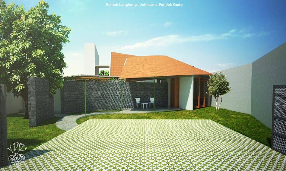 Akanoma Yu Sing Rumah Lengkung At Pondok Gede Bekasi, West Java Bekasi, West Java Rumah-Lengkung-1 Kontemporer  3973