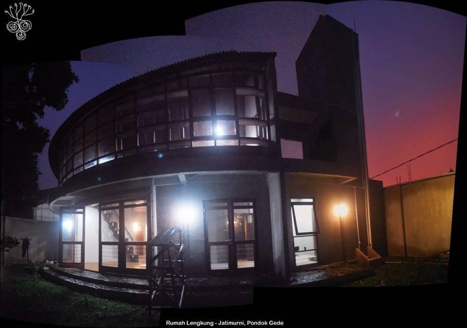 Akanoma Yu Sing Rumah Lengkung At Pondok Gede Bekasi, West Java Bekasi, West Java Rumah-Lengkung-16 Kontemporer  3980