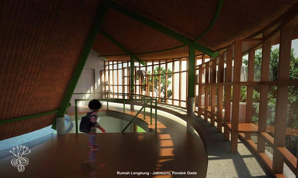 Akanoma Yu Sing Rumah Lengkung At Pondok Gede Bekasi, West Java Bekasi, West Java Rumah-Lengkung-6 Kontemporer  3981