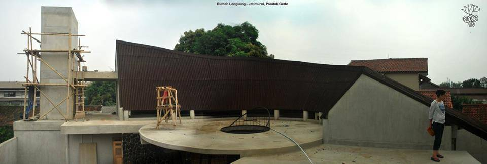 Akanoma Yu Sing Rumah Lengkung At Pondok Gede Bekasi, West Java Bekasi, West Java Rumah-Lengkung-7 Kontemporer  3982