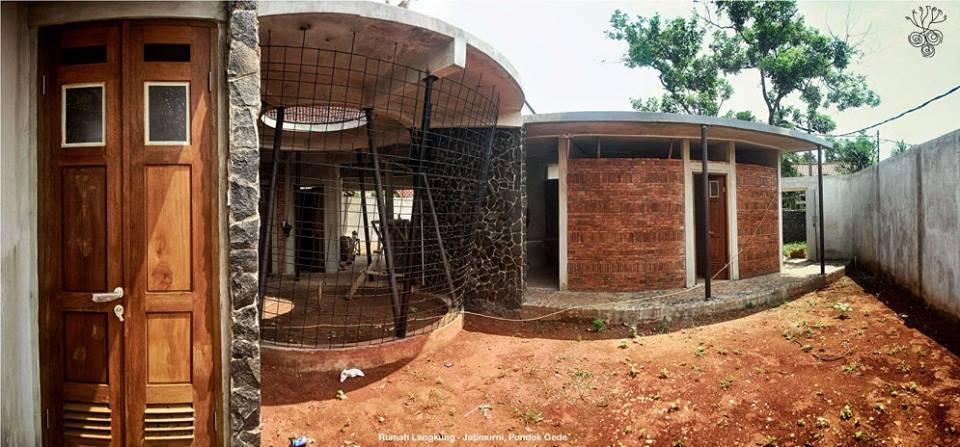 Akanoma Yu Sing Rumah Lengkung At Pondok Gede Bekasi, West Java Bekasi, West Java Rumah-Lengkung-8 Kontemporer  3983