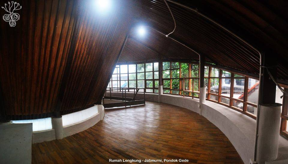 Akanoma Yu Sing Rumah Lengkung At Pondok Gede Bekasi, West Java Bekasi, West Java Rumah-Lengkung-9 Kontemporer  3984