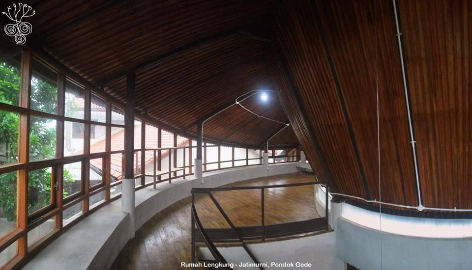 Akanoma Yu Sing Rumah Lengkung At Pondok Gede Bekasi, West Java Bekasi, West Java Rumah-Lengkung-10 Kontemporer  3985