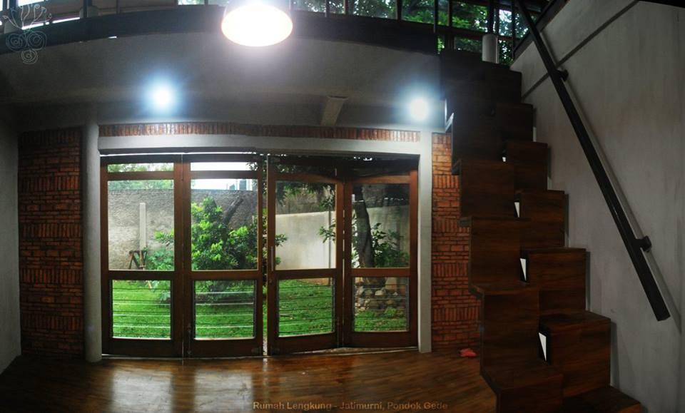 Akanoma Yu Sing Rumah Lengkung At Pondok Gede Bekasi, West Java Bekasi, West Java Rumah-Lengkung-14 Kontemporer  3989