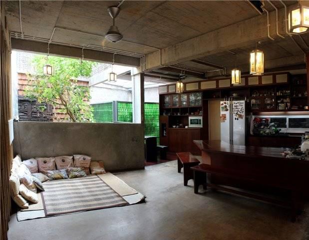 Akanoma Yu Sing Rumah Puzzle At Kebon Jeruk West Jakarta, Indonesia West Jakarta, Indonesia Ruang-Keluarga-Rg Tropis  4083