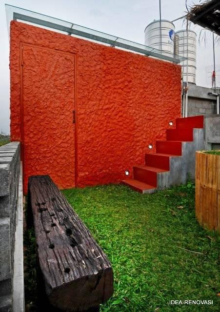 Akanoma Yu Sing Rumah Puzzle At Kebon Jeruk West Jakarta, Indonesia West Jakarta, Indonesia Taman-Atap Tropis  4102