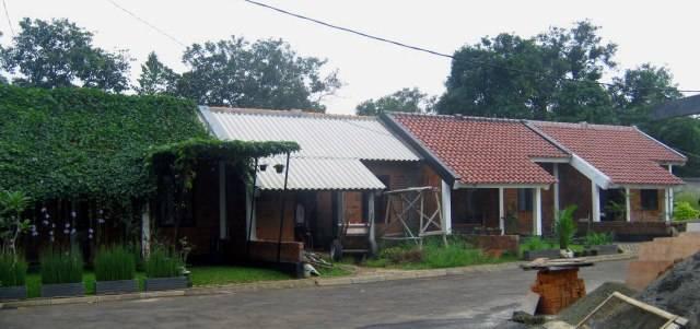 Akanoma Yu Sing Taman Tengah House At Kranggan Cibubur, East Jakarta, Indonesia Cibubur, East Jakarta, Indonesia Tampak-Depan-Dan-Rumah-Lainnya   4116