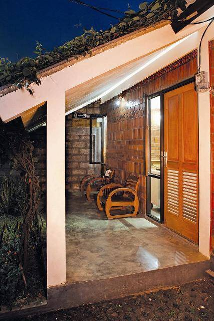 Akanoma Yu Sing Taman Tengah House At Kranggan Cibubur, East Jakarta, Indonesia Cibubur, East Jakarta, Indonesia Teras3   4120