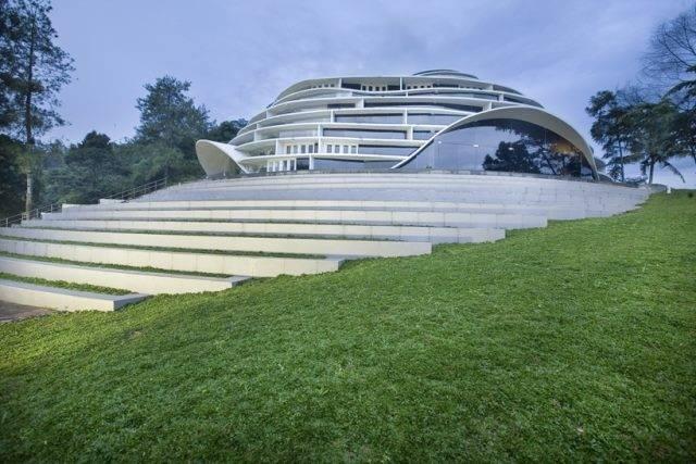 Akanoma Yu Sing Wika Leadership Center At Gadog Bogor, West Java Bogor, West Java Tampak-Fasad Kontemporer  4136