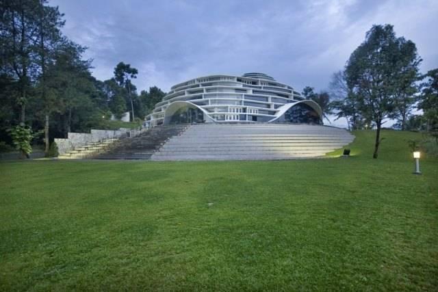 Akanoma Yu Sing Wika Leadership Center At Gadog Bogor, West Java Bogor, West Java Tampak-Depan2 Kontemporer  4140