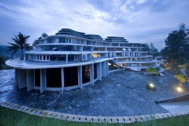 Akanoma Yu Sing Wika Leadership Center At Gadog Bogor, West Java Bogor, West Java Tampak-Belakang Kontemporer  4142