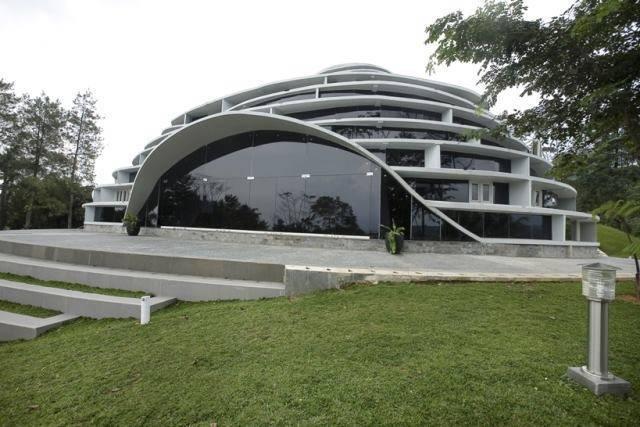 Akanoma Yu Sing Wika Leadership Center At Gadog Bogor, West Java Bogor, West Java Entrance Kontemporer  4145