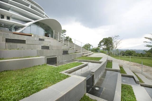 Akanoma Yu Sing Wika Leadership Center At Gadog Bogor, West Java Bogor, West Java Detail-Fountain Kontemporer  4147