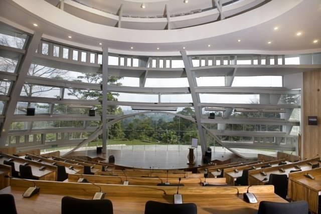 Akanoma Yu Sing Wika Leadership Center At Gadog Bogor, West Java Bogor, West Java Auditorium2 Kontemporer  4150